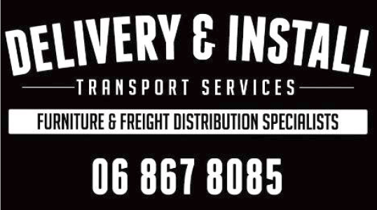 Delivery & Install Transport Services